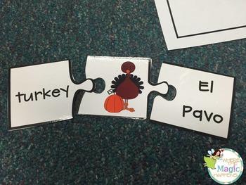 Gracias The Thanksgiving Turkey Mini-Unit