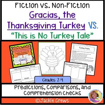 """Gracias, The Thanksgiving Turkey vs. """"This is No Turkey Tale"""""""