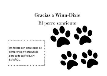 Gracias a Winn-Dixie: Un Folleto