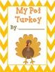 Gracias the Thankgsiving Turkey Activities {English version}