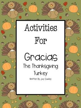 Gracias the Thanksgiving Turkey MiniLesson