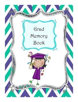 Grad Memory Book