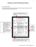 Grade 03-05 LAFS Student Proficiency Scales and Google She