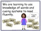 Grade 1 & 2 Language Comparison Charts With Learning Goals Posters - 214 pages
