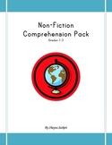 Grade 1-2 Non-Fiction Comprehension Pack