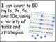 Grade 1 & 2 Split Math Curriculum Comparison Charts and Le