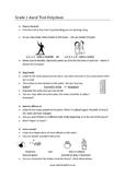 Grade 1 ABRSM Aural test helpsheet