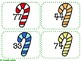 Grade 1 - Addition and Subtraction with Multiples of Ten - Candy Cane Hunt