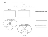 Grade 1-Art Assessment