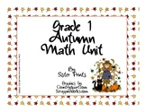 Grade 1 Autumn Math Unit