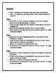 Grade 1 - Basic Facts Progression Assessment
