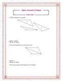 Grade 1 (CCSS): Big Bank of Mathematics Problems and Worksheets