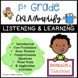 50% OFF FLASH SALE!! Grade 1 CKLA | Domain 9 | Listening a