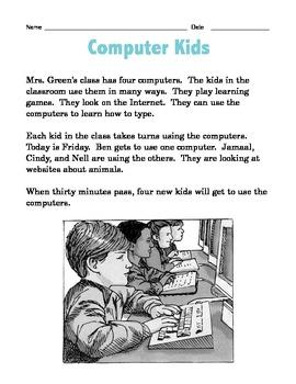 Grade 1 Common Core Reading: Literature Bundle