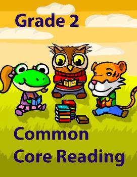 Grade 2 Common Core Reading: Literature Bundle
