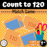 Grade 1 - Count to 120 Memory Game