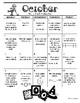 Grade 1 Daily Math Calendar Questions - Canadian Version