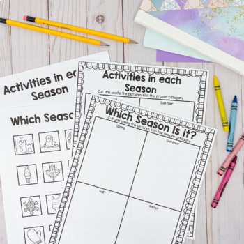 Grade 1 Daily and Seasonal Changes Unit (English Version)