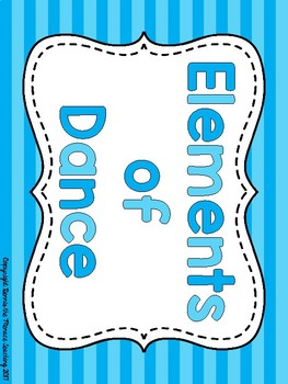 Grade 1 Dance Activity Bundle (Based on Ontario Curriculum)