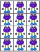 Grade 1 Dolch Sight Word Monster Memory Game