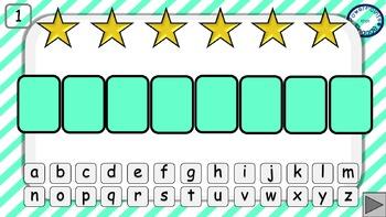 Grade 1 Engage NY Skills Unit 4 Spelling Star Pop