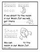 Grade 1 English Moon Jet Word Book