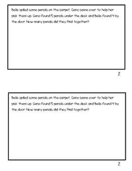 Grade 1 Eureka/Engage NY Math Application Problems Module 1