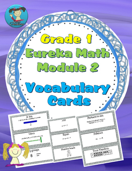 Grade 1Math Module 2 Vocabulary Cards