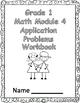 Grade 1 Math Module 4 Application Problems Student Workbook