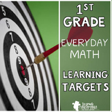 Everyday Math Daily Learning Targets for 1st Grade