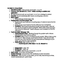 Grade 1 Go Math! Chapter 4 Lesson Plans (Based on School Y