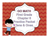 Grade 1 Go Math Chapter 6 Practice Review