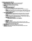 Grade 1 Go Math! Chapter 8 Lesson Plans (Based on School Y