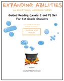 Grade 1, Guided Reading Bundle for Students with Autism