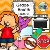 Grade 1 Health Ontario Curriculum 2018 Updated
