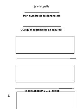 Grade 1 Health profile