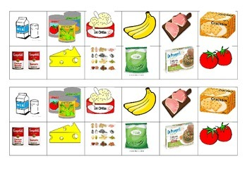 Grade 1 Health: where to store food
