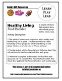 Healthy Food Booklet Activity Grade 1