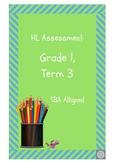 Grade 1 Home Language (English) Assessment