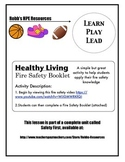 Grade 1 Home Safety Mini Lesson