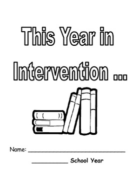 Grade 1 Intervention Summative/Reflection Packet