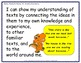 Grade 1 Language Learning Goals Posters - 94 pages