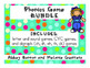 Grade 1 MEGA Phonics Games Bundle