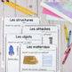 Grade 1 Materials, Objects and Everyday Structures / Les S