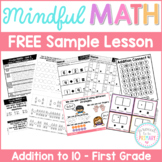Grade 1 Math: Addition to 10 - FREE Lesson & Activities -