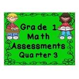 Grade 1 Math Assessments Qtr 3