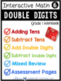 Grade 1 Math - Double Digit Addition and Subtraction - Unit 6