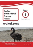 Grade 1 Math Exploring Numbers: 46 pages Workbook from Bee