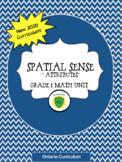 Grade 1 Math: Measurement Unit - Ontario Curriculum