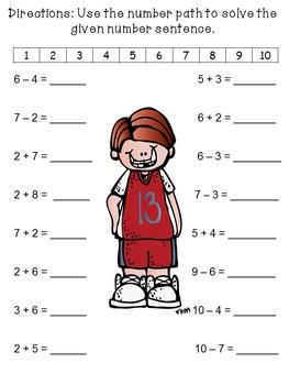 NYS Grade 1 Math Module 1 Practice Notebook (60pgs)